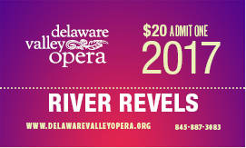 Delaware Valley Opera Ticket